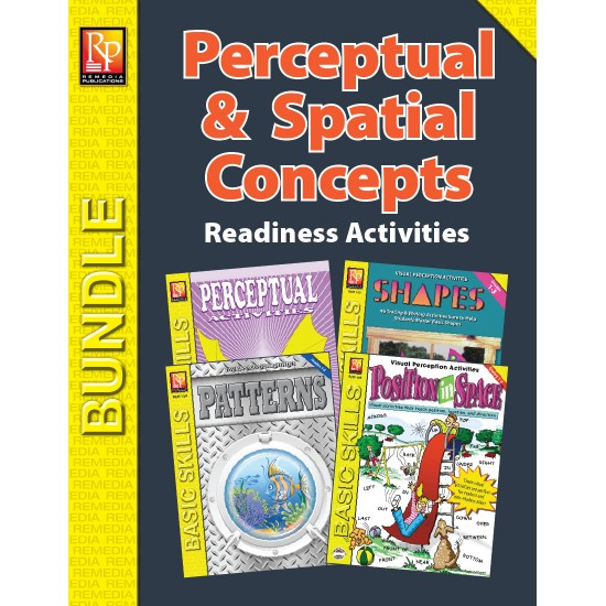 Perceptual & Spatial Concepts (Bundle)