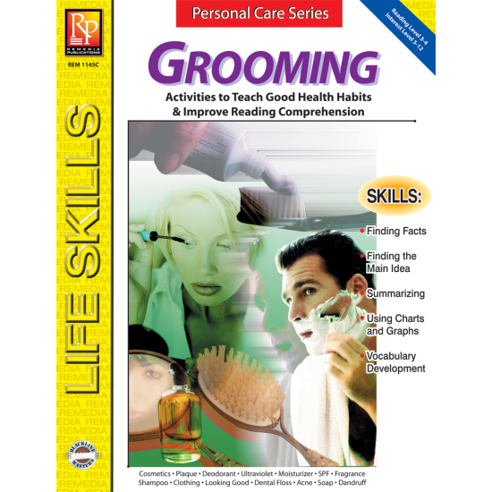 Personal Care Series: Grooming (eBook)