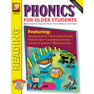 Phonics For Older Students (eBook)