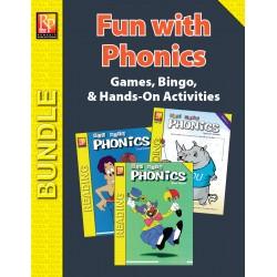 Fun With Phonics (Bundle)