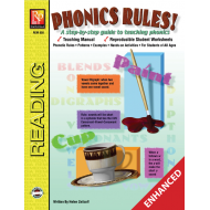 Phonics Rules! (Enhanced eBook)