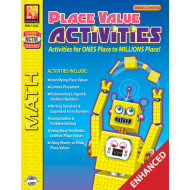 Place Value Activities (Enhanced eBook)