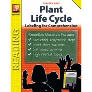 Plant Life Cycle: Labeling for Comprehension (Chapter Slice)
