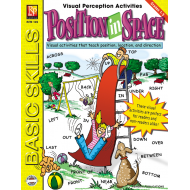 Position in Space: Perceptual & Spatial Activities (eBook)