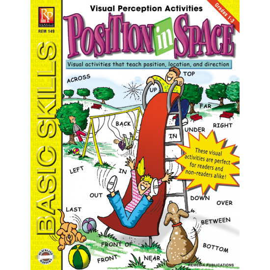 Position in Space: Perceptual & Spatial Activities (eBook)