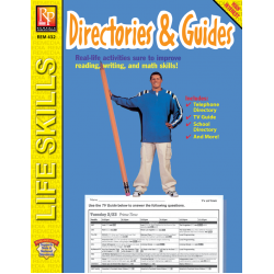 Practical Practice Reading: Directories & Guides (eBook)