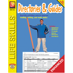 Practical Practice Reading: Directories & Guides (Enhanced eBook)