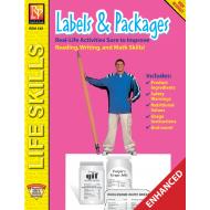 Practical Practice Reading: Labels & Packages (Enhanced eBook)