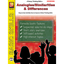 Primary Thinking Skills: Analogies, Similarities & Differences (eBook)