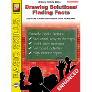 Primary Thinking Skills: Drawing Solutions / Finding Facts (Enhanced eBook)