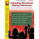 Primary Thinking Skills: Following Directions / Making Inferences (eBook)