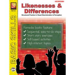 Primary Thinking Skills: Likenesses & Differences (eBook)