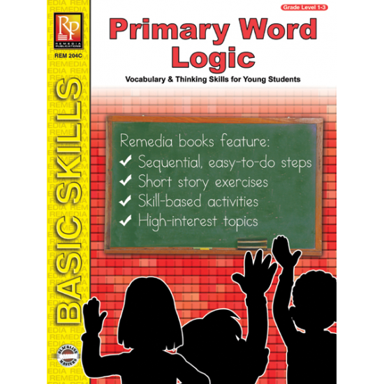 Primary Thinking Skills: Primary Word Logic (eBook)