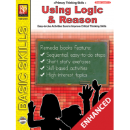 Primary Thinking Skills: Using Logic & Reason (Enhanced eBook)