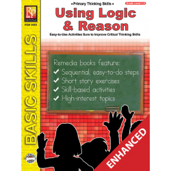 Primary Thinking Skills: Using Logic & Reason (Enhanced eBook)