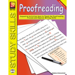 Proofreading - Grades 3-4 (eBook)