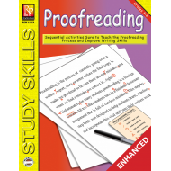 Proofreading - Grades 3-4 (Enhanced eBook)