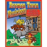 Bremen Town Musicians: Read & Color (eBook)