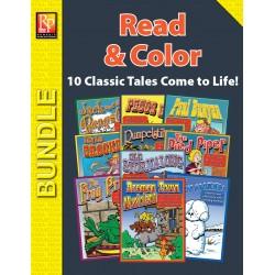 Read & Color (Bundle)