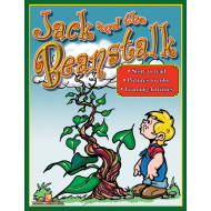 Jack & the Beanstalk: Read & Color (eBook)