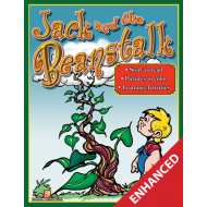 Jack & the Beanstalk: Read & Color (Enhanced eBook)