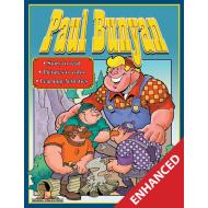 Paul Bunyan: Read & Color (Enhanced eBook)