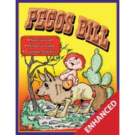 Pecos Bill: Read & Color (Enhanced eBook)