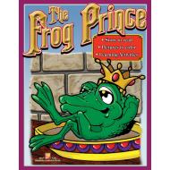 The Frog Prince: Read & Color (eBook)