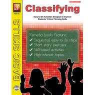 Classifying: Beginning Thinking Skills (eBook)