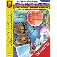 Fine-Motor Skills: Readiness Skills Series 1 (Enhanced eBook)