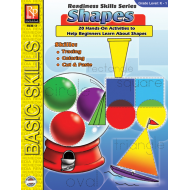 Shapes: Readiness Skills Series 1 (eBook)