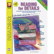 Specific Skills Series: Reading for Details - Reading Level 3 (eBook)