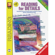 Specific Skills Series: Reading for Details - Reading Level 3 (Enhanced eBook)