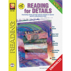 Specific Skills Series: Reading for Details - Reading Level 4 (Enhanced eBook)