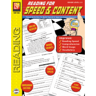 Reading for Speed & Content - Grades 2-3 (eBook)