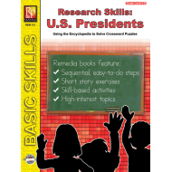 Research Skills: U.S. Presidents (eBook)