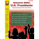 Research Skills: U.S. Presidents (eBook)