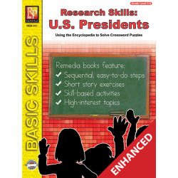 Research Skills: U.S. Presidents (Enhanced eBook)