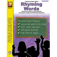 Rhyming Words - Grades 1-2 (eBook)