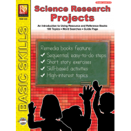 Science Research Projects (eBook)