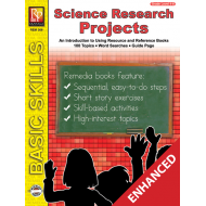 Science Research Projects (Enhanced eBook)