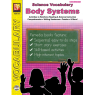 Science Vocabulary: The Human Body (eBook)