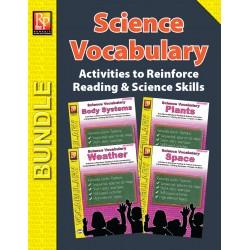 Science Vocabulary (Bundle)