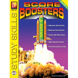 Score Boosters - Grade 5 (eBook)