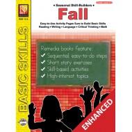 Seasonal Skill-Builders: Fall (Enhanced eBook)