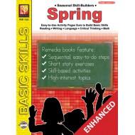 Seasonal Skill-Builders: Spring (Enhanced eBook)