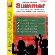 Seasonal Skill-Builders: Summer (eBook)