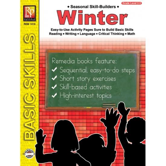 Seasonal Skill-Builders: Winter (eBook)