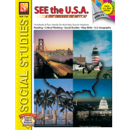 See the U.S.A. (eBook)