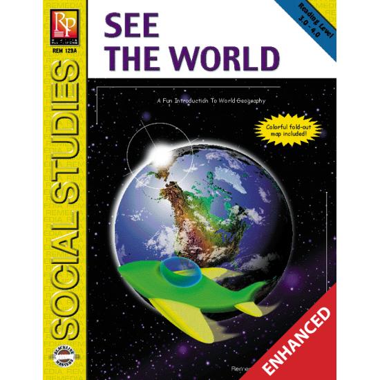 See the World (Enhanced eBook)